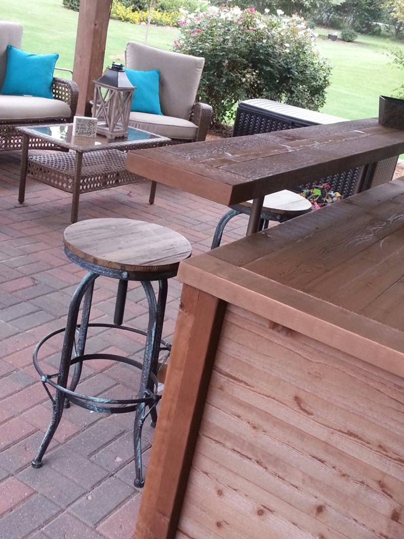 Oil Based Stains Vs Water Based Stains For Patio Furniture And