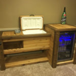 bar-console-with-mini-fridge-ice-chest-wine-rack-indoor-bar-outdoor-bar-rustic-cooler-patio-cooler