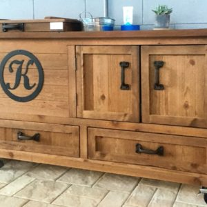 Cooler Bars & Cabinets