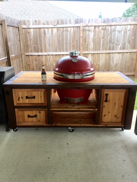 Grill Master 2 Rustic Woodworx